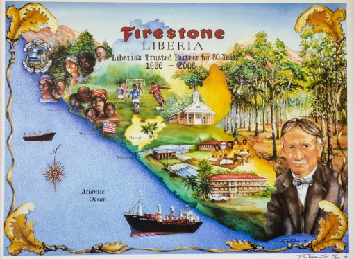 EXCLUSIVE: Revealed, how American tyre giant Firestone forces families of dead Ebola victims to leave their homes on Liberian plantation