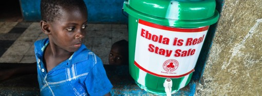 """Every one of these children is a ticking Ebola time bomb"""