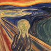 Damage caused during theft is no stain on the value of The Scream