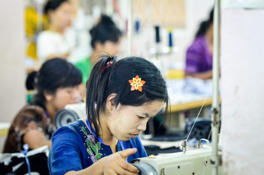 468c3b6814ec How high street clothes were made by children in Myanmar for 13p an hour