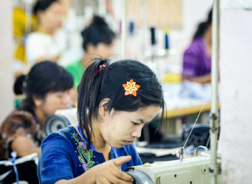 How high street clothes were made by children in Myanmar for 13p an hour