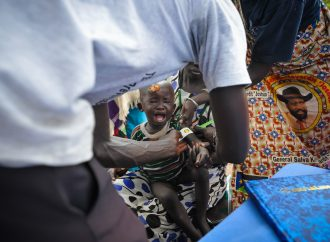 No food, no money: conflict and chaos as South Sudan grapples with famine